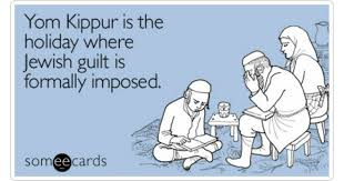 yom jippur yom kippur is the where guilt is formally imposed