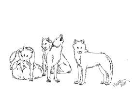 View Topic Wolf Pack Editable Chicken Smoothie Wolf Pack Coloring Pages