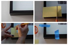Ikea Ribba Ikea Ribba Hack Glammed Corners