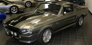 mustangs for sale on ebay em in 60 seconds em 1967 ford shelby mustang eleanor