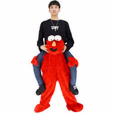 halloween costume cookie monster online shop 2017 elmo stuffed ride on me sesame street cookie