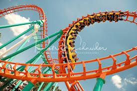 Seeking Theme Thrill Seeking At Carowinds Theme Park On The Carolina South