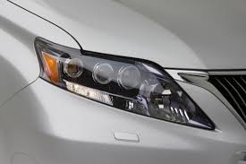 lexus headlight wallpaper lexus rx 450h 2011 cartype