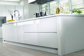 white gloss kitchen unit doors gloss white j profile handleless kitchen og kitchens