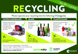kerbside rubbish and recycling collections hastings district council