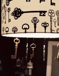 Key Home Decor Skeleton Key Chandelier Maker Crate