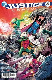 justice league justice league 51