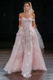 Wedding Dress Trend 2018 The 10 Biggest Bridal Trends For Spring 2017 Fashionista
