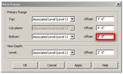revit tutorial view range floors and plan regions and view range the revit clinic