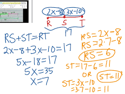showme lesson 1 5 segment addition postulate