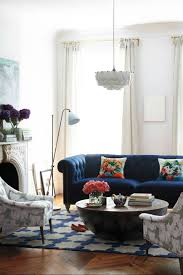 blue chesterfield sofa interior design tips blue velvet chesterfield sofa
