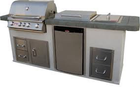 Outdoor Kitchen Supplies - barbecue grill islands from bull outdoor products
