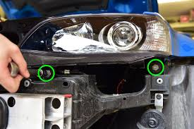 removing headlights u2013 ve commodore u2013 autoinstruct