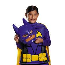 Batman Batgirl Halloween Costumes Lego Batman Movie Deluxe Batgirl Halloween Costume Child Size