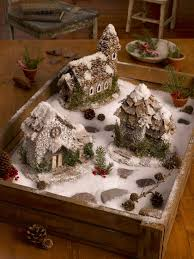 winter fairy houses set of 3 from gardener u0027s supply fairy