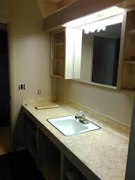 updating bathroom ideas updating builder grade bathroom cabinets the idea room bathroom