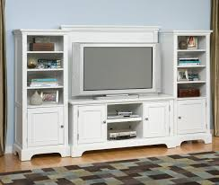 Tv Units With Storage Long White Wooden Cabinet With Storage Also Shelves Between Tv