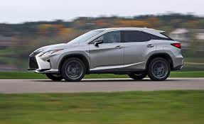 lexus crossover 2017 2017 lexus rx cars exclusive videos and photos updates