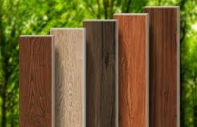 quality grey wood grain porcelain tile flooring for sale