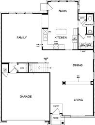 Georgetown Floor Plan Plan A 3125 U2013 New Home Floor Plan In Berry Creek By Kb Home