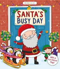 santa s busy day bloomsbury children s books