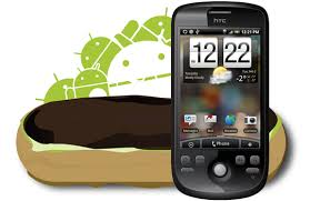 android eclair android 2 1 update for rogers htc magic finished pending