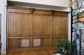 Wall Hung Tv Cabinet With Doors by Door Ideas For Wide Screen Tv Cabinets