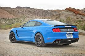 the with the blue mustang 2017 ford shelby gt350 one week review automobile magazine