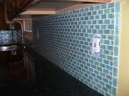 sticky backsplash for kitchen peel and stick glass tile backsplash kit peel and stick glass tile