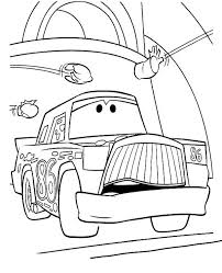 cars coloring 4 print color free