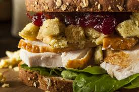 maximum living after thanksgiving turkey sandwich maximum living
