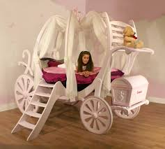 princess beds for girls disney princess carriage bed canopy home design and decoration