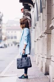 light blue trench coat women s light blue trenchcoat white dress shirt navy skinny jeans