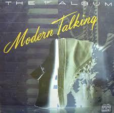 Talking Photo Album Modern Talking The 1st Album Vinyl Records Online Praha