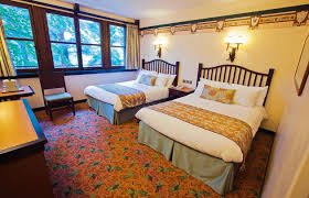 chambre golden forest sequoia lodge disney s sequoia lodge tourist office