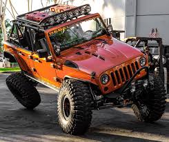 2017 sema jcr offroad orange rebel off road rebeloffroad twitter