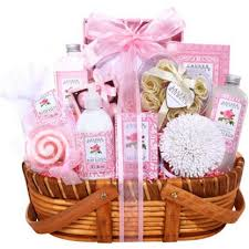 spa gift basket ideas scent of a spa gift basket baskets for