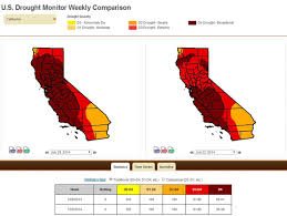 california map drought california drought crisis reaches worst level as it spreads