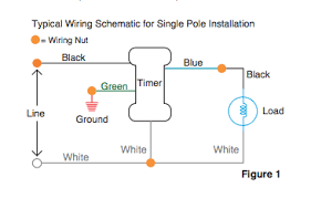 replacing intermatic wall switch timer with defiant daylight