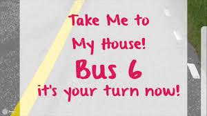 take me to my house thomas bus dismissal youtube
