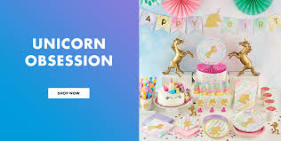 How To Decorate A Birthday Cake Birthday Party Supplies For Kids U0026 Adults Birthday Party Ideas