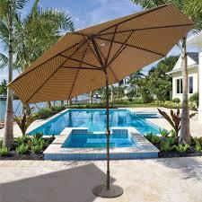 Umbrellas Patio 11 Foot To 12 Foot Patio Umbrellas
