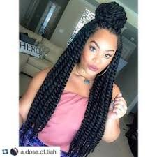 medium size packaged pre twisted hair for crochet braids singelese crochetbraids long ecstasy models braids pinterest