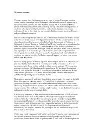 nursing resume cover letter template gallery cover letter sample