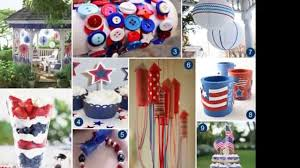 easy diy independence day 2015 decorations youtube