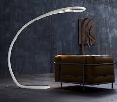 amazing of floor lamp curved 25 best ideas about curved floor lamp