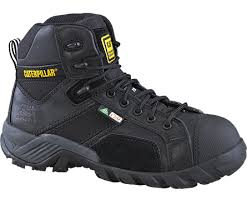 womens safety boots canada argon hi composite toe csa work boot black cat footwear