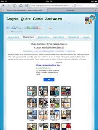 http www logoquizanswers com whats the word answers 4 letter