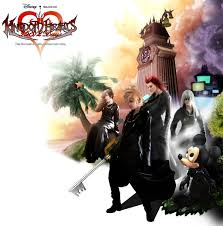 kingdom hearts halloween town background kingdom hearts 358 2 days nintendo ds 2009 662248909011 ebay