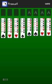 free solitaire for android freecell solitaire for android free freecell solitaire